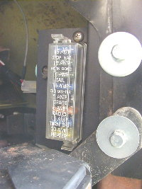 scout ii fuse box 1984 ford bronco ii fuse box