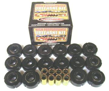 Picture of Body Mount Bushing Set, Urethane, Scout II