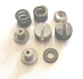 Picture of Scout 80 800 Factory Drag Link Rebuild Kit