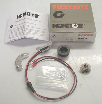Picture of Pertronix Ignitor for Holley Distributor (Gold Box)