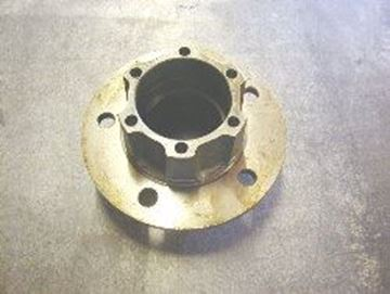 Picture of Front Wheel Hub With Disc or Drum Brakes