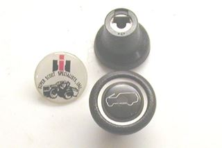 Picture of Hood Release Knob (Late production), Scout II