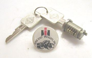 Picture of Door Lock Key Cylinder With Key