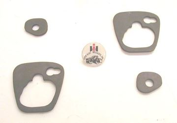 Picture of Chrome Outside Door Handle Gasket Set