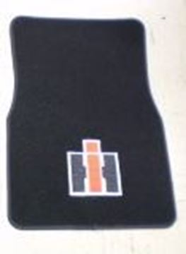 Picture of IH Floor Mat Set Black Carpet