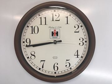 Picture of IH Clock 14""