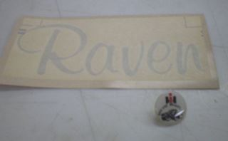 Picture of CVI Fender Decal RAVEN NOS