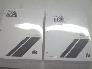 Picture of IH Service Manual, Pickup Travelall 1962-1971