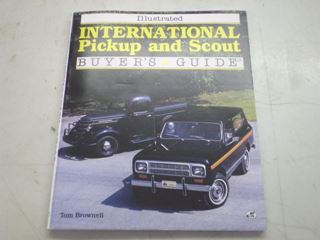 Picture of Illustrated International Pick-Up and Scout Buyer's Guide