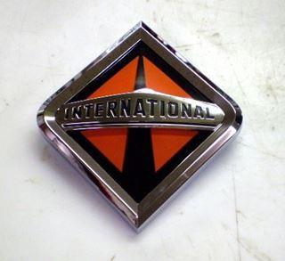 Picture of New Generation Vehicle International LOGO Emblem!