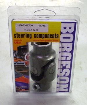 "Picture of 3/4"" Borgeson Steering Joint for Scout II"