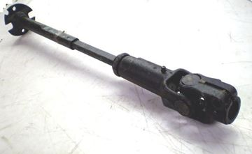 Picture of Lower Steering Column with coupling, '74-'75 Pickup Travalall