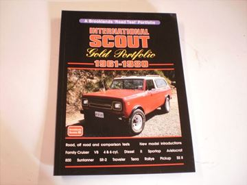 Picture of International Scout Gold Portfolio 1961-80