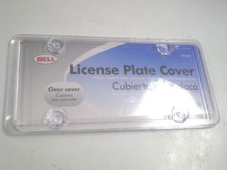 Picture of License Plate Cover Protector