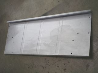 Picture of Bulkhead Panel, Scout 80-800 Half Cab