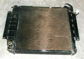 Picture of Radiator Assembly Scout II