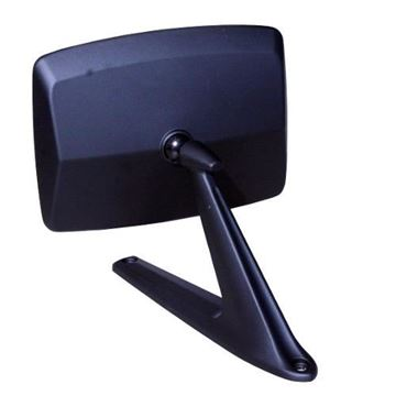 Picture of BLACK finish Outside Mirror