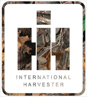 Picture of Camo IH Sign