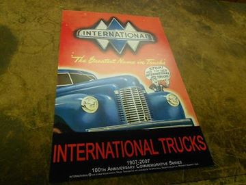 Picture of 100 Years Int'l Trucks POSTER Series: Greatest