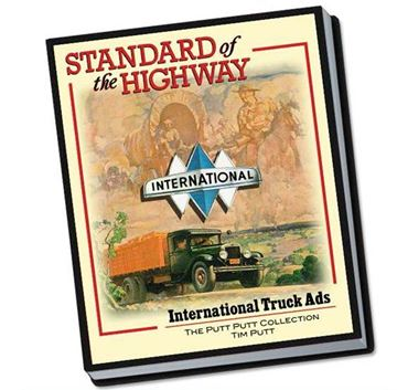 Picture of Standard of the Highway International Truck Ads Book