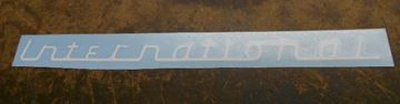 Picture of Valve Cover International Decal