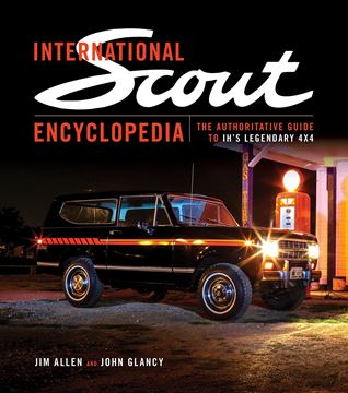 Picture of International Scout Encyclopedia Book (Rare 1st Edition)