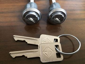 Picture of Early Scout II Door Lock Kit