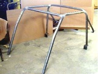 Picture of Truck Show Bar Scout II - Front Cage