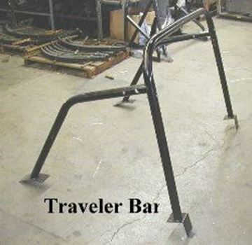Picture of Truck Show Bar Scout Traveler - 5 Piece