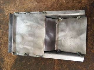 Picture of Front Body Cab Mount Wedge, Scout II