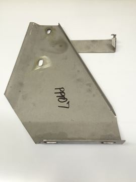 Picture of Battery Box Tray Support - Left, 69-75 Pickup / Travelall
