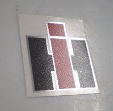 Picture of IH Emblem Eliminator Decal