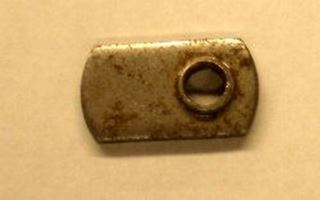 "Picture of Body Part Mounting Nut, 5/16"" Holes"