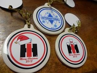 Picture of 2013 Christmas Ornaments, 3 pack