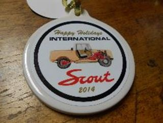 Picture of 2014 Scout! Ornament