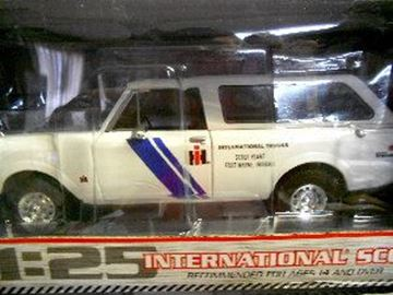 Picture of First Gear Diecast 1/25 Scale Scout Traveler, SCOUT PLANT