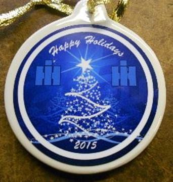 Picture of 2015 IH Tree Ornament