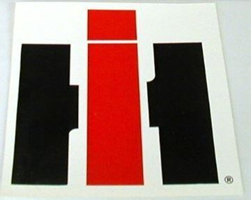 Picture of 70s Style IH Decal, 5.5""