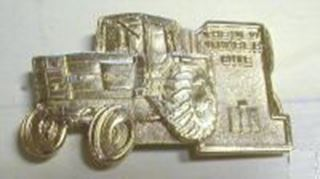 Picture of Farmall Golden Collectors Limited Edition Beltbuckle