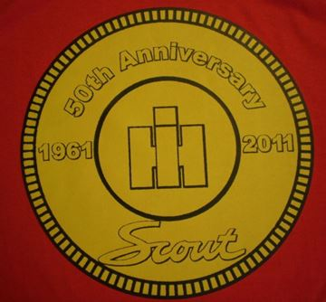 Picture of 50th Anniversary Gold Coin SCOUT T-Shirt