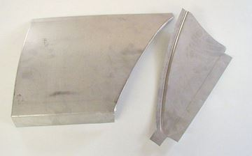 Picture of Right Front Fender Patch Kit, Scout II, Scout Terra or Traveler