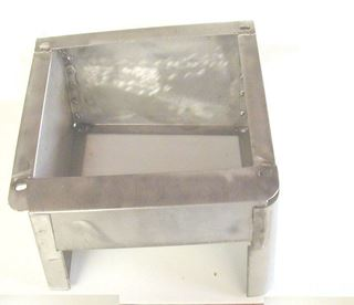 Picture of Bucket Seat Base Right, Scout II