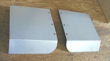Picture of Cab Mount Shield Left, Scout II