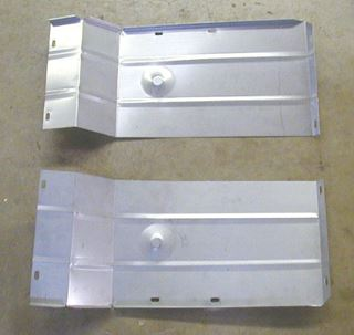Picture of Fuel Tank Compartment Shield Left, Scout 800 63-71