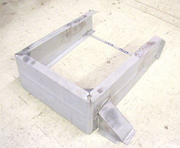 Picture of Seat Riser, Scout 80 800 - Left Side