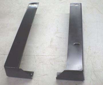 Picture of Seat Base Right, 69'-75' Pickup And Travelall With Bucket and Console Combo