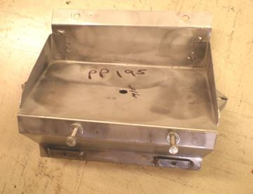 Picture of Battery Box Left, '60-'68 Pickup and Travelall