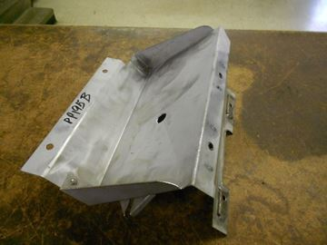 Picture of Diesel Battery Tray Right, '60-'68 Pickup and Travelall