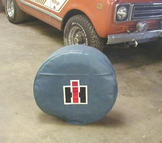 Picture of IH Custom Tire Cover
