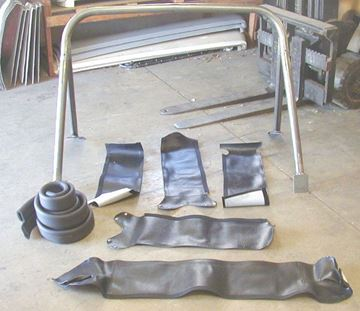 Picture of Show Bar Padding Kit! Scout II